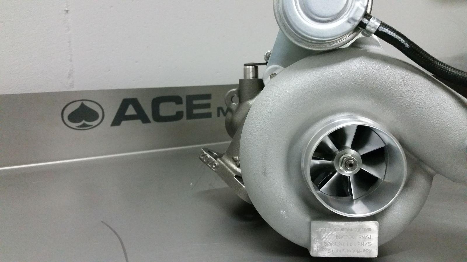 ACE400 bolt on turbo for Subaru