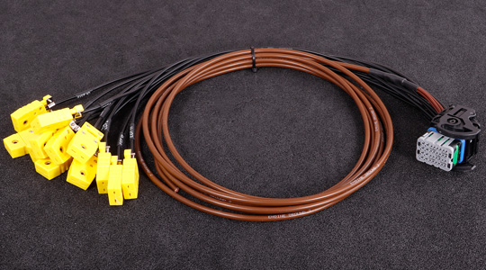 MaxxECU PRO flying lead harness 3m connector 2 (EGT)