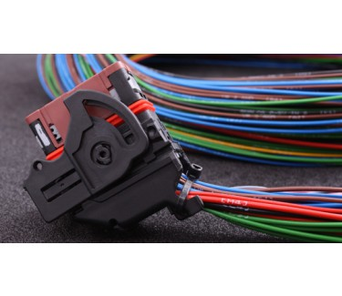MaxxECU PRO flying lead harness 3m connector 3 (cyl 9-16, E-Throttle, extra out)